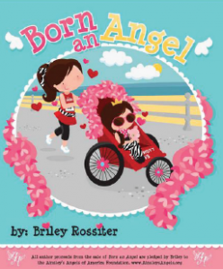 born an angel book cover