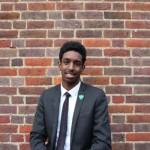 Mohamed Omar, The King Fahad Academy, UK