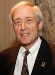 George Rupp, président du Conseil de fondation de l'IB