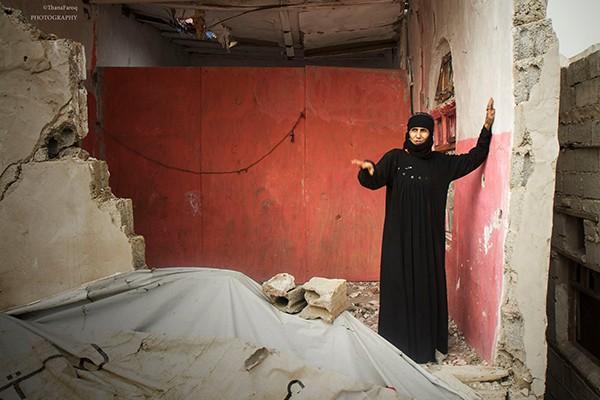 Thana Faroq Yemen photo