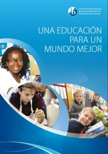 Education for a better world-es