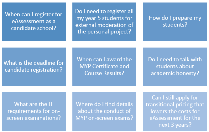 myp eassessment qus