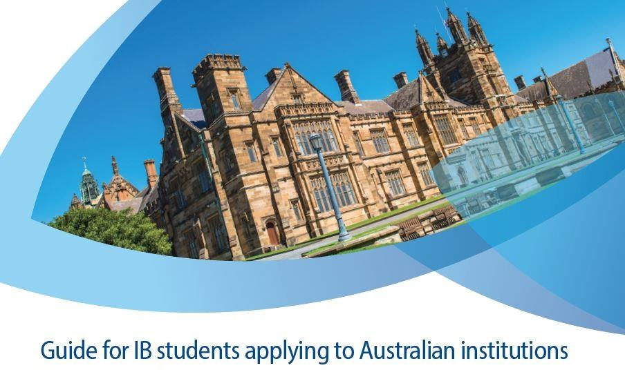 Guide for IB students applying to Australian institutions