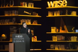 hh_sheikha_moza_at_wise_2015 - real photo 1