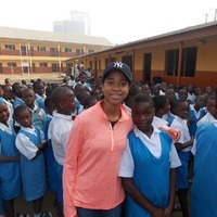 ZO Morning with Kuramo School Kids in Lagos