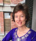 Kristen Blum, grade 5 teacher, International School Dhaka, Bangladesh