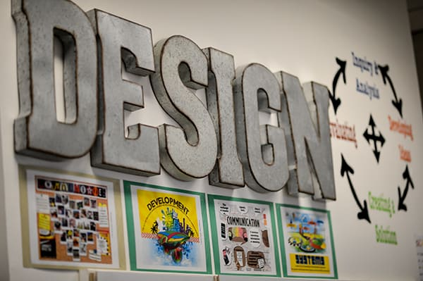 Middle schoolers thrive with 150 hours of design | IB