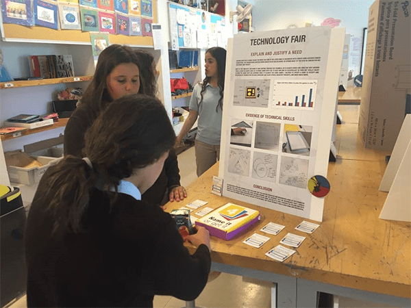 Students Learn To Appreciate Their Work On Myp Day Ib Community Blog