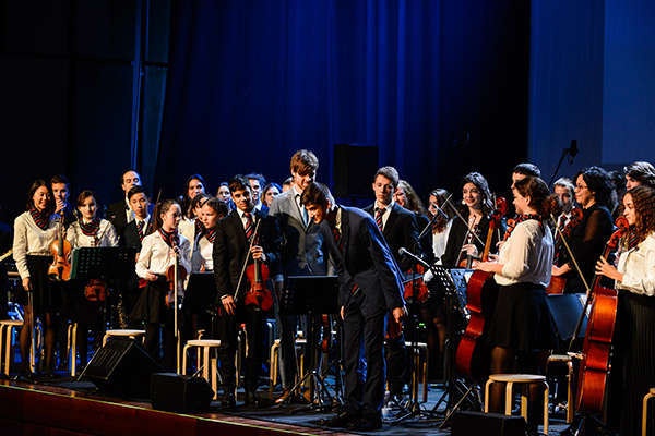 IB student conducts concert in Rome | IB Community Blog