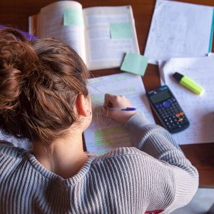 iStock_Teenager_doing_homework 600 sq