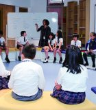 Hongqiao Primary Shanghai Primary 4 World Philosophy Day
