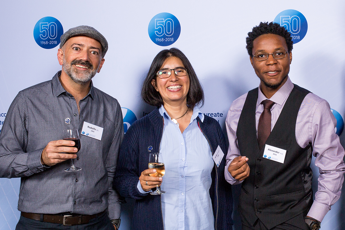 What the future holds: Alumni celebrate the IB 50th