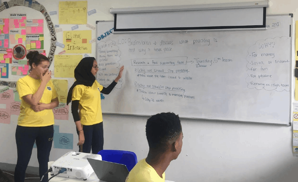 Promoting student agency through Individuals and Societies | IB