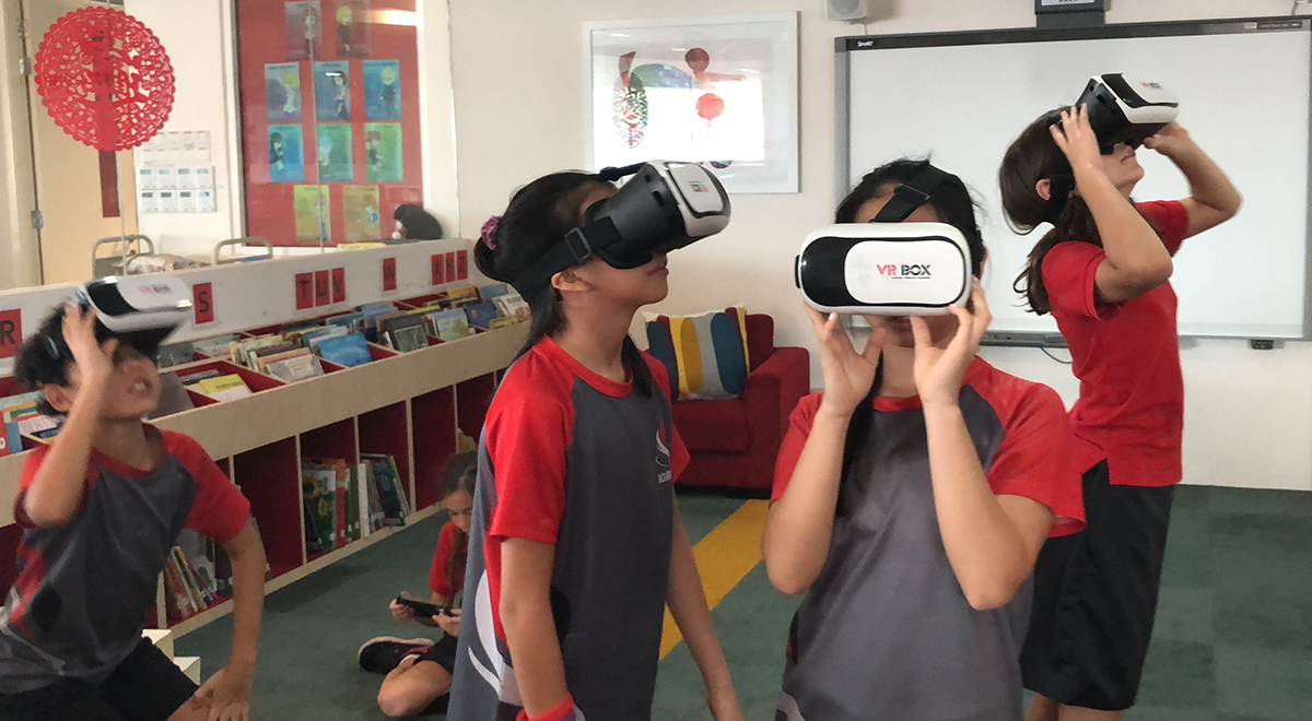 How AR and VR can aid inquiry | IB Community Blog