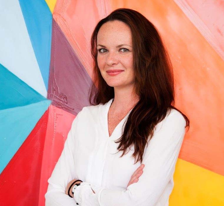 Founder and Board Chair of Streetlight Schools, Melanie Smuts.