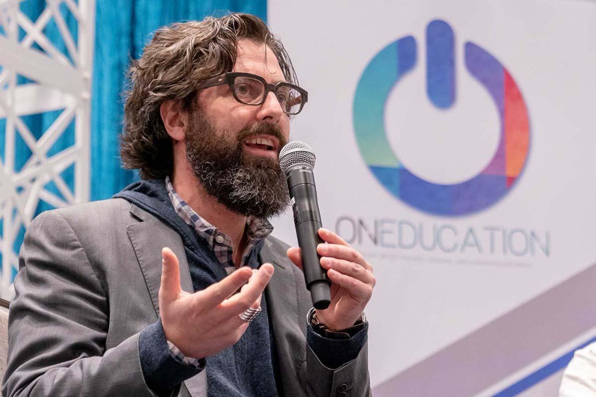 Philosophy professor and author of the New Childhood, Jordan Shapiro / Credits: Jordan Shapiro.