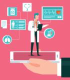 Online learning in medical school