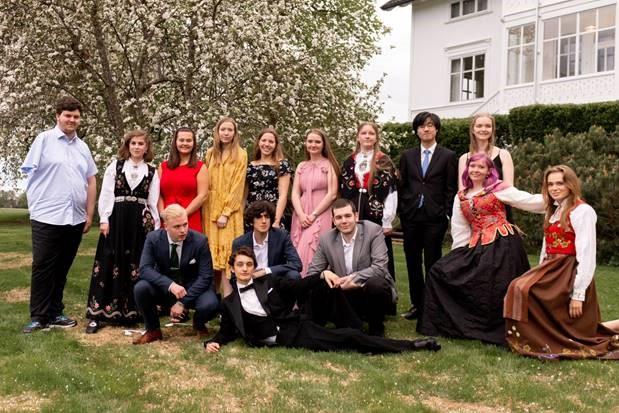 Elverum videregående skole, Norway