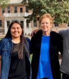 Meet Eve's Fund scholar Keona Hosteen