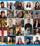 Graduate Voices throughout 2020