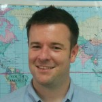 Tim Gascoigne, a teacher at Mont'Kiara International School in Kuala Lumpur, Malaysia.
