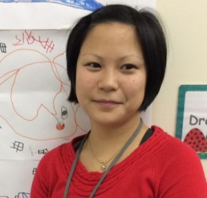 Jennifer Wong-Powell, PYP early years teacher at Vilnius International School in Lithuania