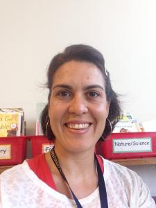 Juliana Cavalieri, Grade 1 PYP teacher at Santiago College in Chile