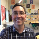 Trevor Lindsay, grade 5 teacher, Riverstone International School, USA