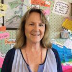 Barbara Gaffrey, 1st grade teacher, SCA Lombardi, USA