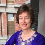 Kristen Blum, grade 5 teacher, International School Dhaka, Bangladesh
