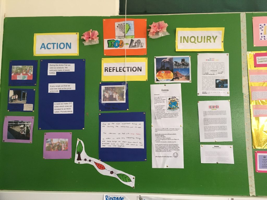 Pyp Exhibition Displays : Making the exhibition happen sharingpyp