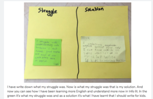 Approaches to learning: supporting research skills among learners new to the language of instruction