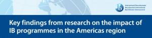 Key Findings Americas