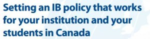Policy Canada