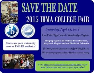 IBMA College Fair