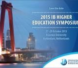HE 2015 Symposium