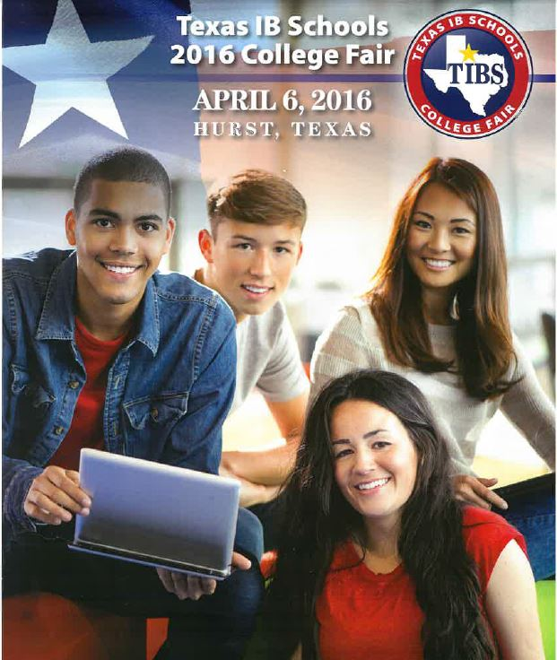 Texas IB College Fair 2016
